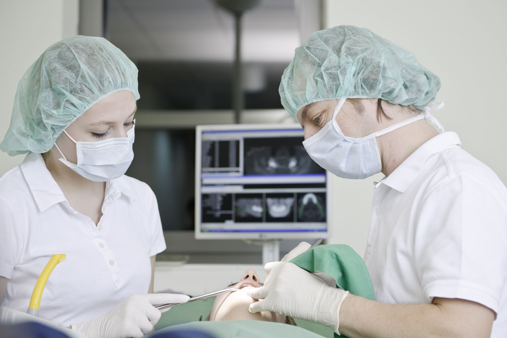 Behandlung Zahnarzt Prophylaxe